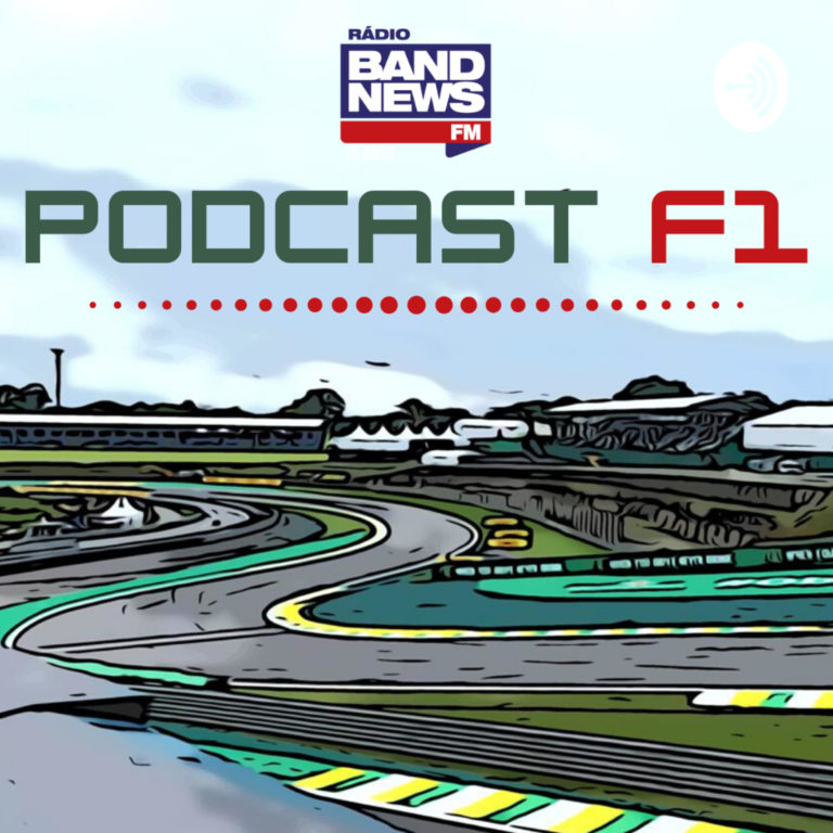 Podcast F1 na BandNews FM